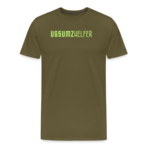 Umzugshelfer - Männer Premium T-Shirt