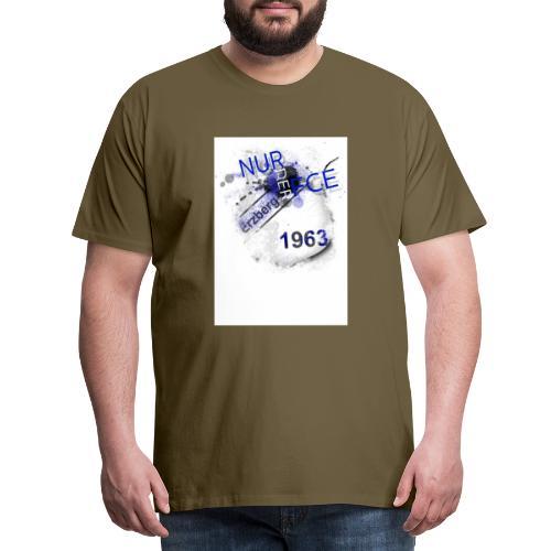NURDERFCE1 png - Männer Premium T-Shirt