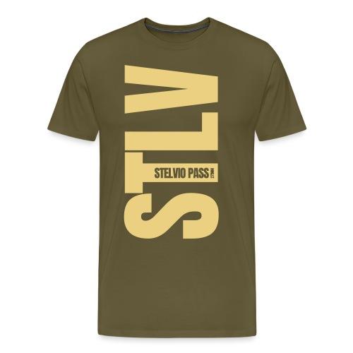 STLV - Maglietta Premium da uomo