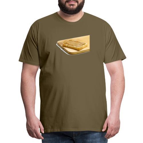 Pindaplankje Shirt - Mannen Premium T-shirt