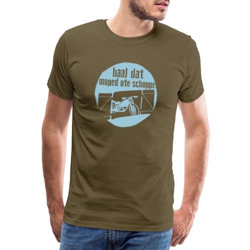moped rund - Männer Premium T-Shirt