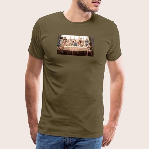 laufguru 150dpi neu jpg - Männer Premium T-Shirt