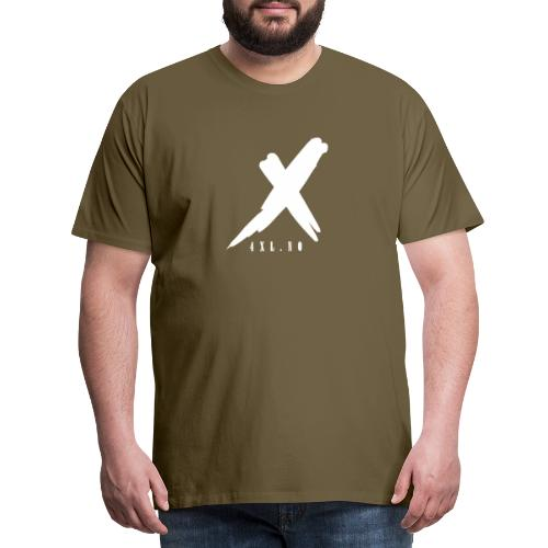 4XL.no - Premium T-skjorte for menn