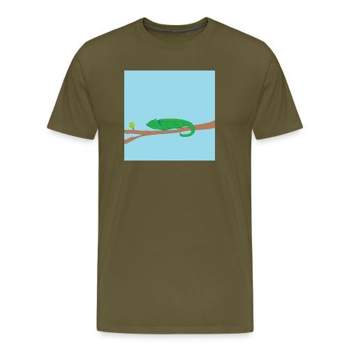 Kameleron - Mannen Premium T-shirt