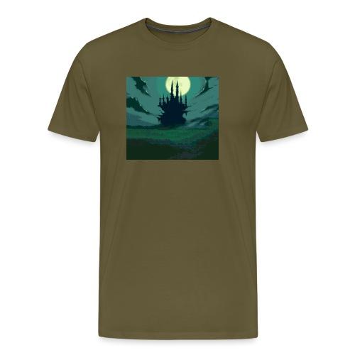 Castle - Men's Premium T-Shirt