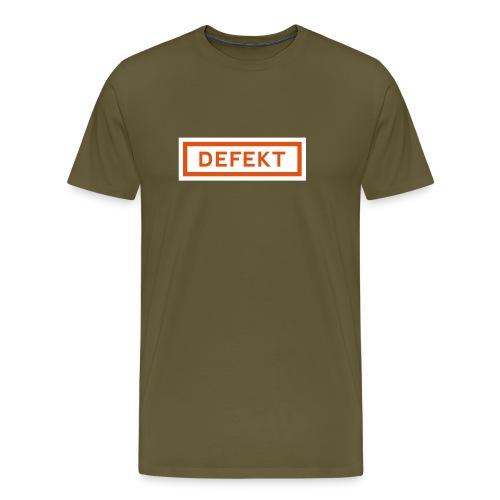 Defekt - Männer Premium T-Shirt