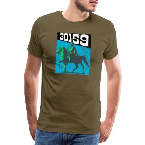 Stadtansichten Hannover Ernst - Männer Premium T-Shirt