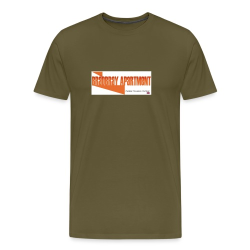 Brads Logo - Men's Premium T-Shirt