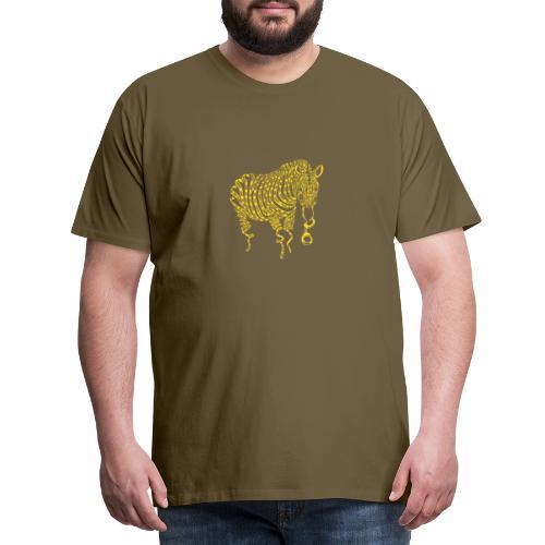 Nature of Crime - Männer Premium T-Shirt