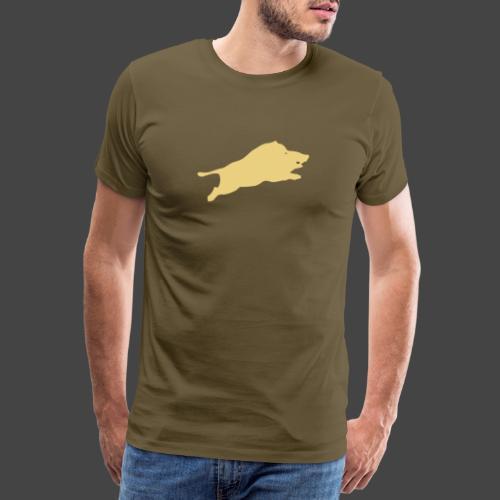 Sport-Sau-Shirt für Jägerinnen und Jäger - Männer Premium T-Shirt