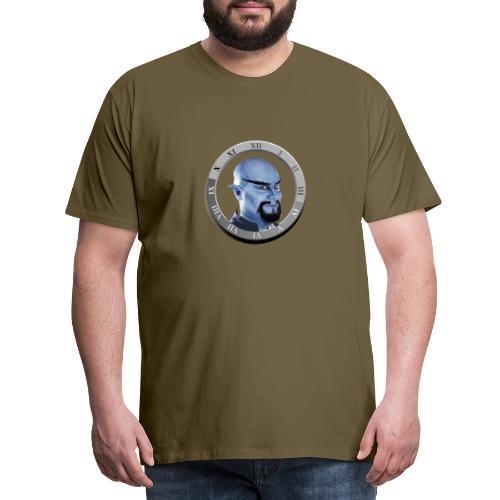 chaseam.STREAM Fan Shirt - Männer Premium T-Shirt