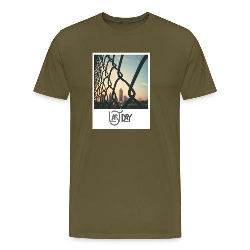 Last Day - Miesten premium t-paita