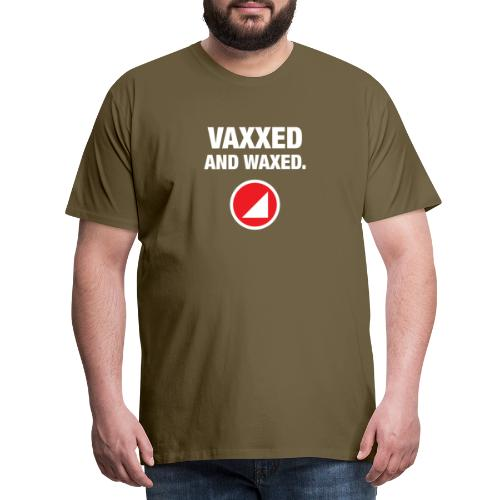 VAXXED - Männer Premium T-Shirt
