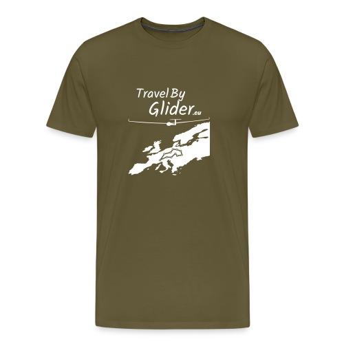 TBG_DG808_SchriftObenGros - Männer Premium T-Shirt