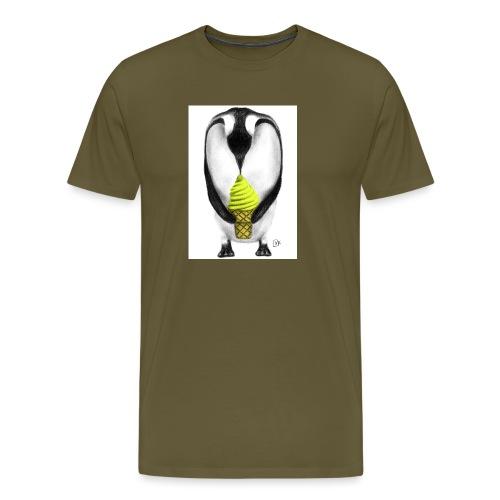 Penguin Adult - Men's Premium T-Shirt