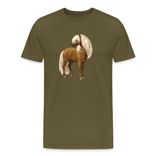 Pony Hengst - Männer Premium T-Shirt