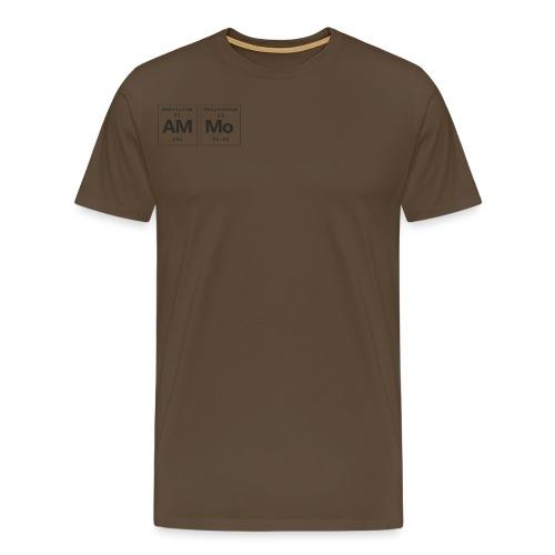 Ammo - Herre premium T-shirt