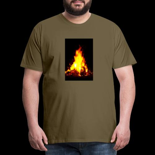 Campfire - T-shirt Premium Homme