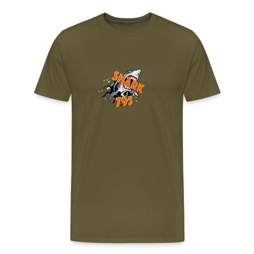 shark 795 logo - Maglietta Premium da uomo
