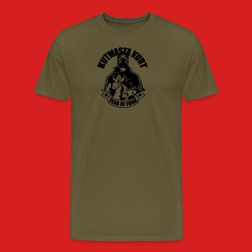 KutMasta - Männer Premium T-Shirt