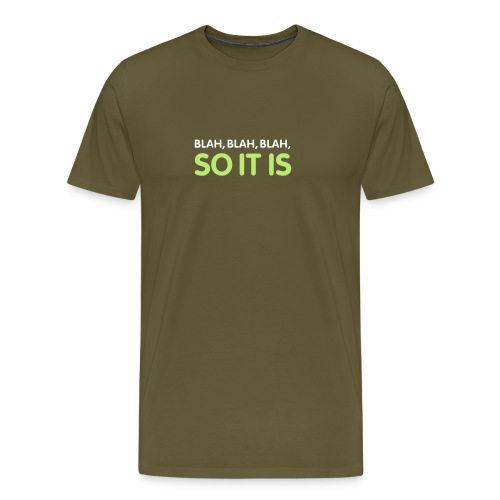 soitis - Men's Premium T-Shirt