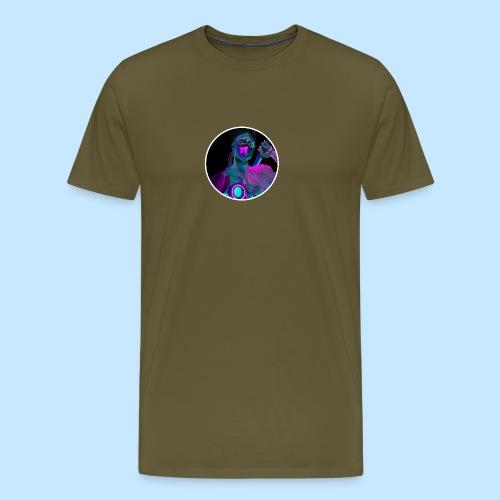 Neon Genji - Men's Premium T-Shirt