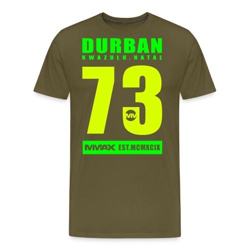 2014_durban - Männer Premium T-Shirt