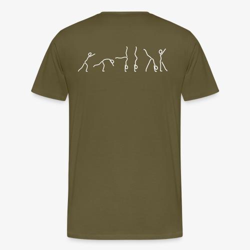 iYpsilon Handstand - Männer Premium T-Shirt