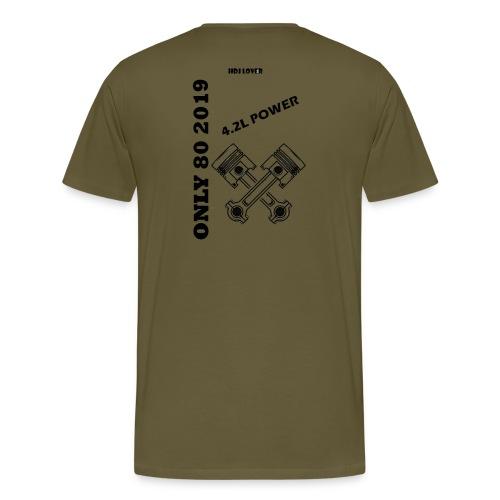 Design Tshirt Only 2019 - T-shirt Premium Homme
