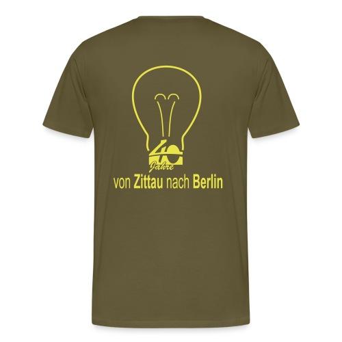 lamp - Männer Premium T-Shirt