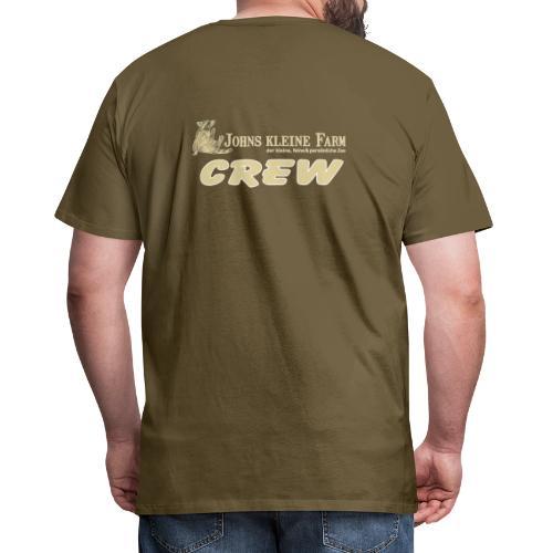 Johns kleine Farm Crew - Männer Premium T-Shirt