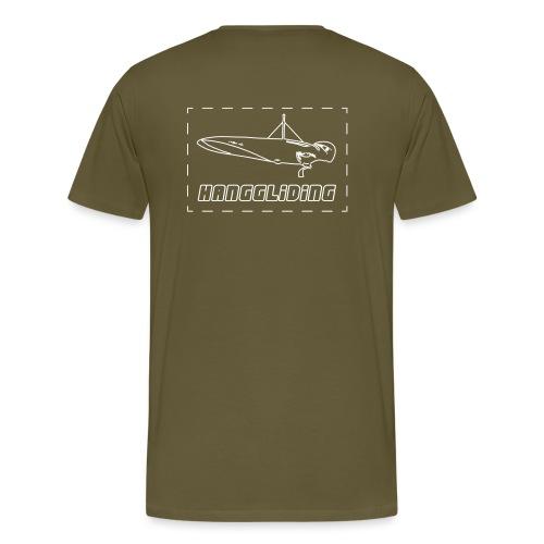 HG HARNESS - Men's Premium T-Shirt