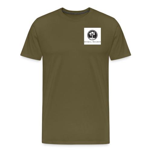 stencil groß jpg - Männer Premium T-Shirt