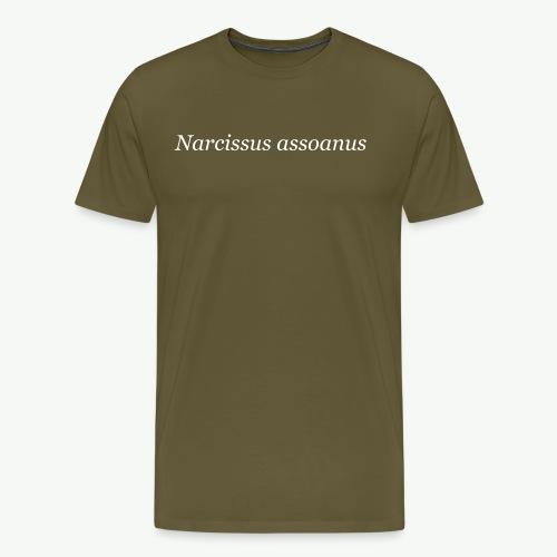 Narcissus 001 - Men's Premium T-Shirt
