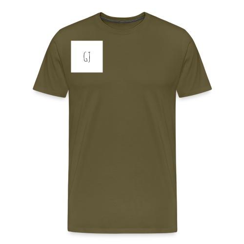 GJ - Men's Premium T-Shirt