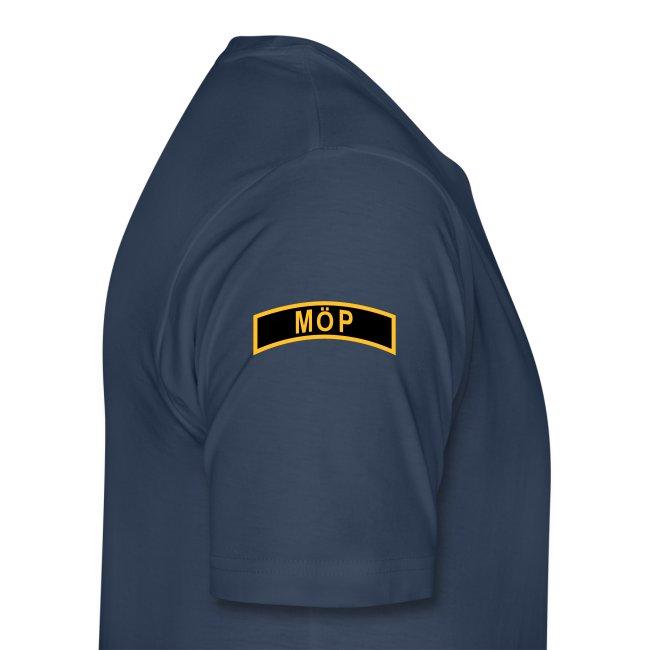 Militärt Överintresserad Person - MÖP-Båge