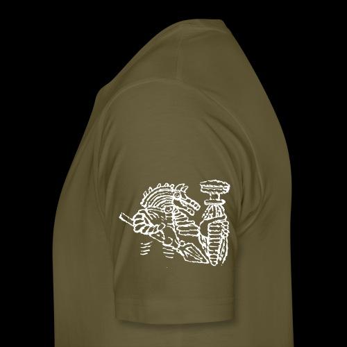Ulfhedinn - Wolf Warrior - Men's Premium T-Shirt