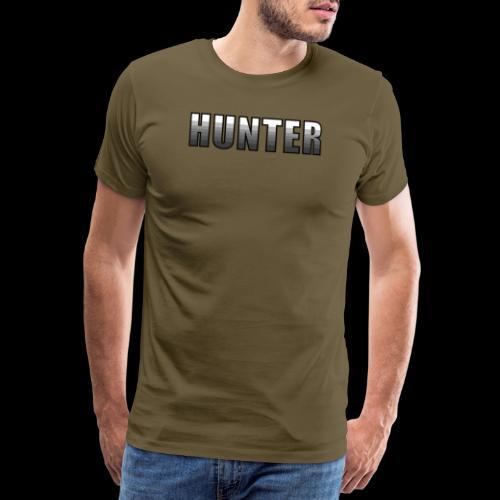 Hunter - Männer Premium T-Shirt