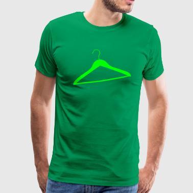 kleiderbuegel - Männer Premium T-Shirt