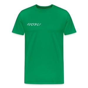 Fxckboy - Mannen Premium T-shirt