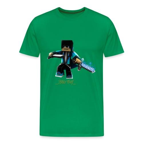 BlitzWolfs Merch - Männer Premium T-Shirt