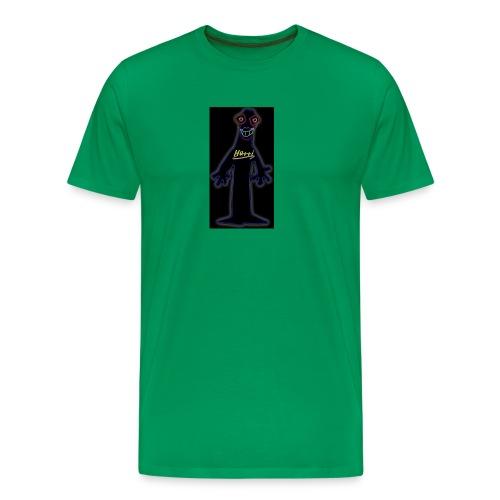 Techno-Hütti - Männer Premium T-Shirt