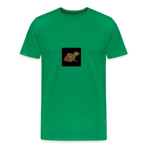 rana - Camiseta premium hombre