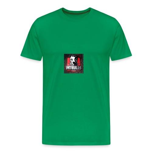 Pitbull E-Sports - Männer Premium T-Shirt