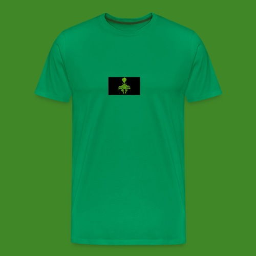 Green spiderman - Men's Premium T-Shirt