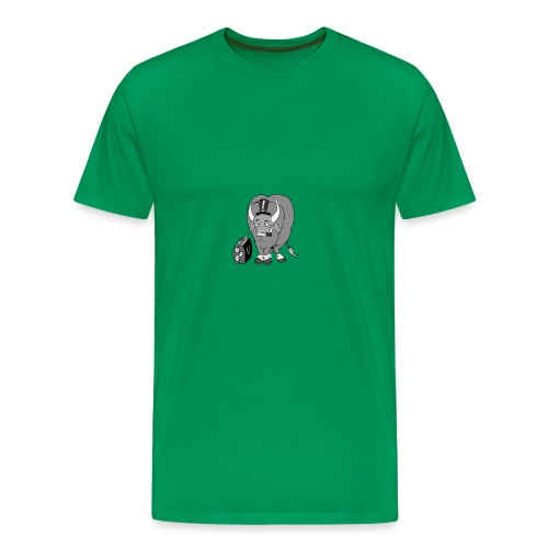 wall street bulls - Männer Premium T-Shirt