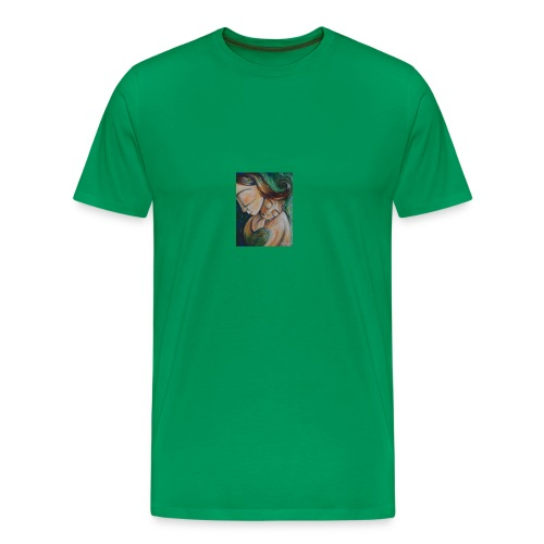 mama e hijo - Camiseta premium hombre
