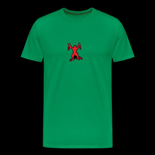 All chains are broken - Camiseta premium hombre
