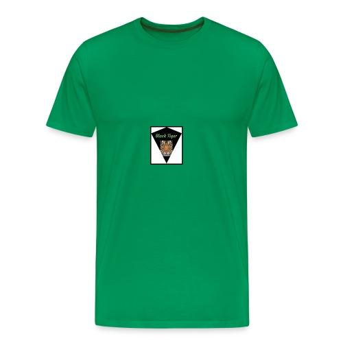 Black Tiger - T-shirt Premium Homme