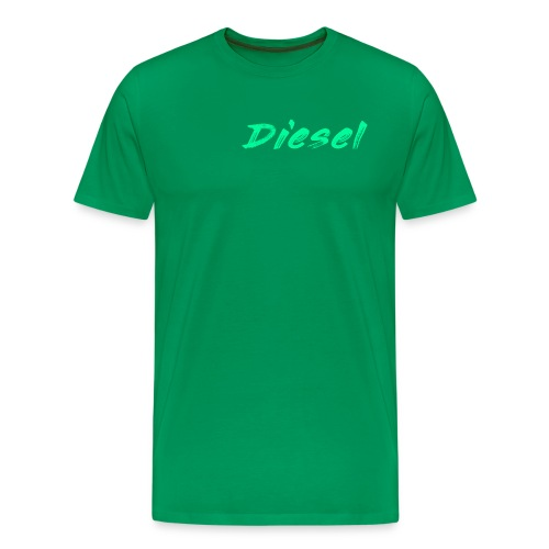 diesel - Men's Premium T-Shirt